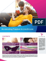 Accelerating Freedom to Live & Love (Durex case study)