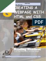 Basic of HTML