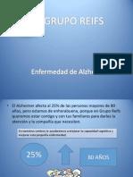 Grupo Reifs|Alzheimer