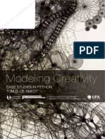Modeling Creativity