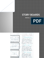 Story Boards