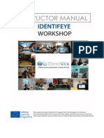 Instructor Manual - IDentifEYE workshop