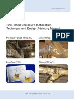 Pyroscat Enclosure Manual