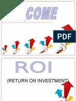 Return on Investment/DPK AGR
