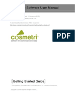 Cosmetri Getting Started Guide