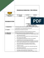 94323299 4 1 Sop Pendd Pre Operasi