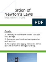 force and bridge building ppt