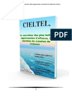 CIELTEL le club de creation de millionnaire