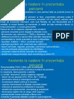 Asistenta la nastere in prezentatia pelviana.ppt