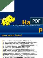 Hadoop A Big Picture of Big Data