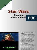 Example Moving Image Analysis - Star Wars