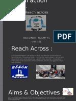 social action pitch presentation