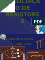 Associação de resistores em paralelo e mista