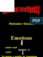 Emotional Intelligence the Issue