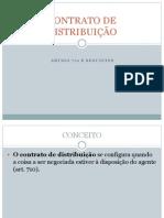 Contrato de Distribuição