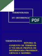 02-Terminologia en Ortodoncia