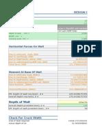(LSM) SWD Excel Sheet