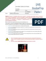 A8 SocketTcp Parte I TcpEcho SocketSimples Rev 2015.10.30 1