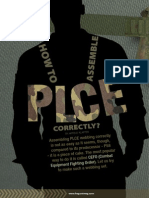PLCE assemble CEFO combat fighting order