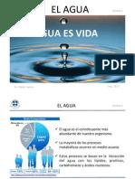 1. Unidad 2 - El Agua_Dr. Cledir Santos