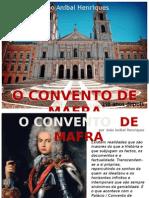 O Convento de Mafra - por João Aníbal Henriques
