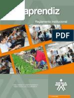 Reglamento Del Aprendiz SENA 2012