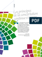 Charte de concertation