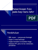 5.Pemeriksaan Fisik BBL