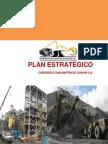 Plan Estratégico Consorcio San Martín de Chavín