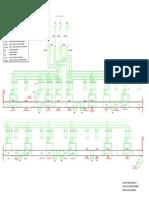 LRMTS Green Line Power Single Line Diagram