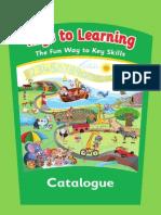 Keys to Learning Catalogue 2015
