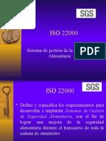 Presentacion Iso 22000. diapositivas,