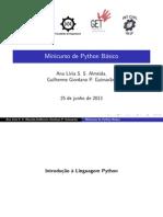 Mini Cur So Python 1