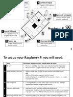 Raspberry Pi Quick Setup Guide