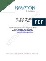 M-TECH DSP -PL-2015.doc