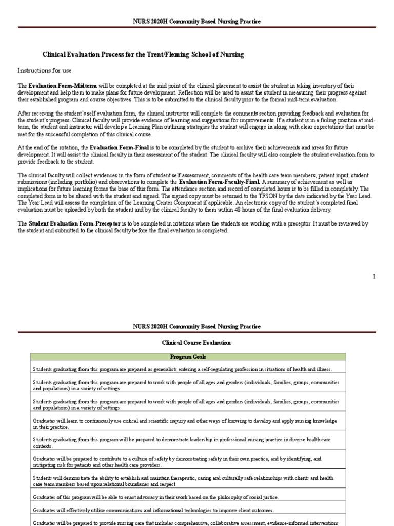 Warren Midterm Nw Am 2 Nursing Educational Assessment
