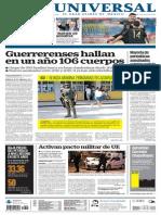 GradoCeroPress- Portadas Medios Nacionales- Mier-18 Nov-2015