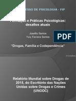 Minicurso - Drogas, Família e Codependência 2015.pptx