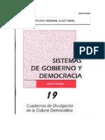 Sistemas de Gobierno y Democracia