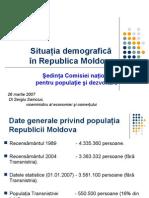 7753 Situatia Demografica in Rm