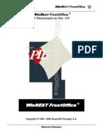 Manual FrontOffice - Utilizador