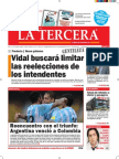 Diario La Tercera 18.11.2015