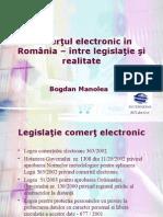 265644776-Comert-Electronic România.ppt