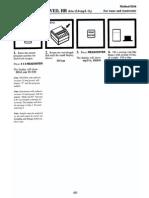 DR 2000 Spectrophotometer Procedures Manual, O-Z