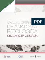 Manual Anatomia Patologica Cancer de Mama