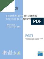 Livret du Fonds de garantie des Victimes du terrorisme