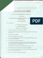 BA 9201-Statistics for Mmt-Jan 2013