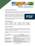 Ficha Tecnica R600A
