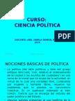 1.Etimología de La Palabra Política La Política Como Realidad y Función Social (1)