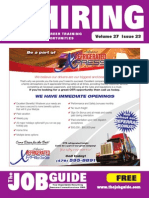 The Job Guide Volume 27 Issue 23